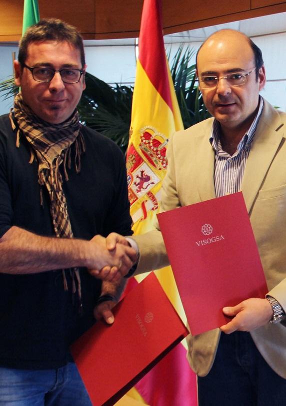Diputación y el ayuntamiento Jete construirán nueve viviendas de Visogsa