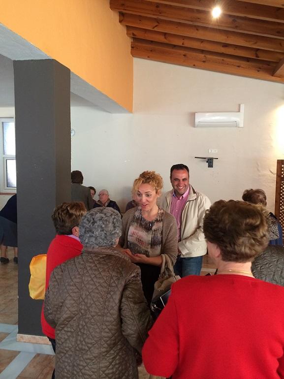 Mayores de Alhendín y Albuñuelas pasan unos días en Almuñécar