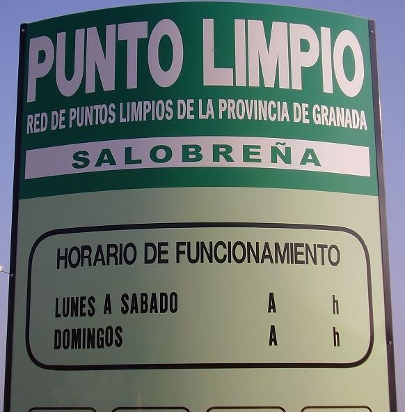 El PP de Salobreña exige respuestas sobre el funcionamiento del Punto Limpio de Lobres