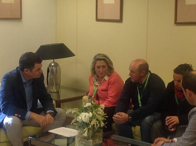 La alcaldesa de Almuñécar satisfecha ante el apoyo del parlamento andaluz a los agricultores a iniciativa del PP