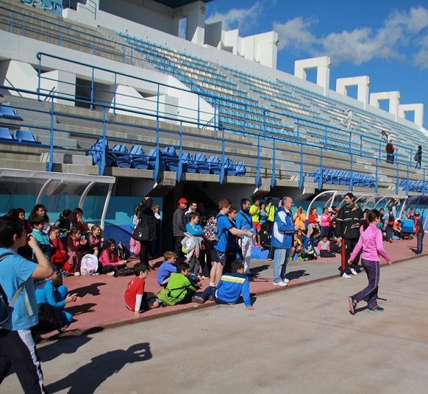 Un millar de alumnos participaran  en los II Juegos Escolares de Almuñécar