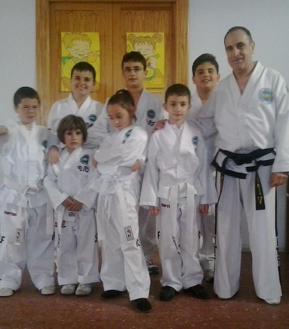 La Escuela Andaluza de TAEKWONDO-DO  I.T.F incorpora un centro de enseñanza en La Mamola