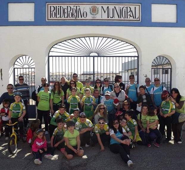 La Escuela de Ciclismo Sexitana consigue nuevos éxitos en el Trofeo