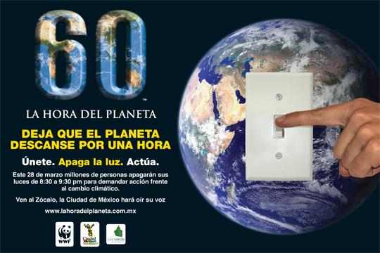 El PP anima a Salobreña a unirse a 'La Hora del Planeta' y apague sus luces el próximo sábado a las 20:30