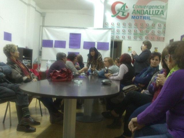Propuestas del Convergencia Andaluza Motril al pleno municipal