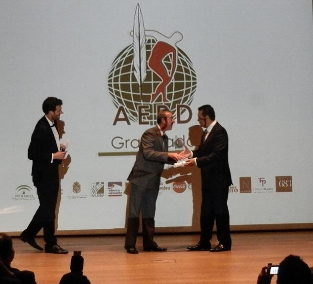 """El Club Balonmano Almuñécar consigue el premio a la """"Mejor promoción del deporte en la provincia de Granada 2013"""""""