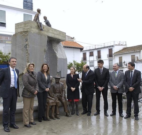 Ana Pastor reafirma su apoyo a la declaración de la Alpujarra como Patrimonio Mundial