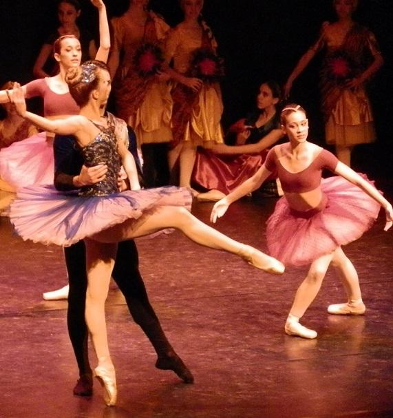 Nuevo éxito del Centro Profesional de Danza Reina Sofia de Granada en Almuñécar