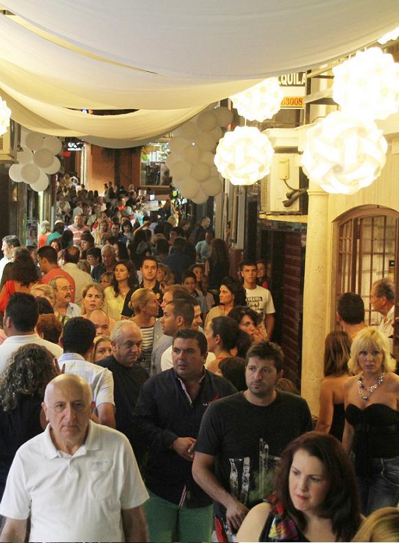 """Almuñécar animará este fin de semana el sector comercial y  turístico a """"Almuñécar Green Weekend"""""""