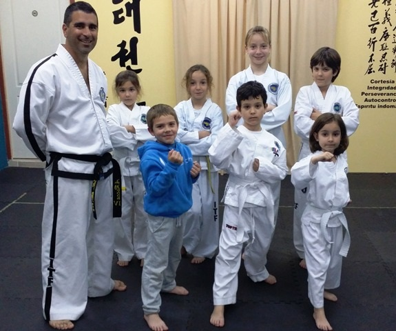 El club taekwondo-do Motril  sigue creciendo