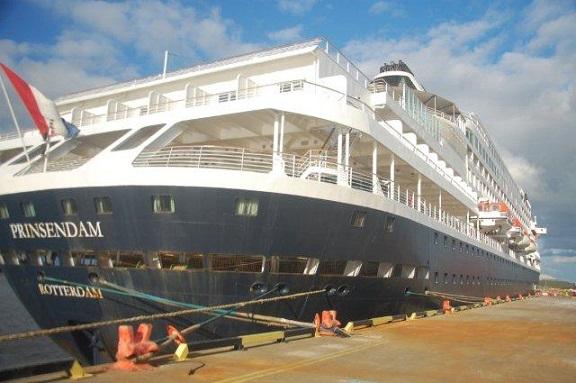 Mañana atraca en el Puerto de Motril el primer crucero de la temporada