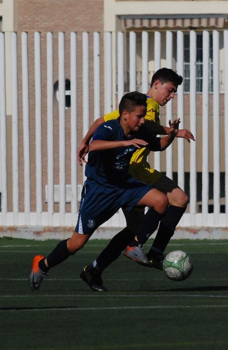 El Puerto de Motril CF de Regional Preferente juvenil se descuelga de la posibilidad de ascender