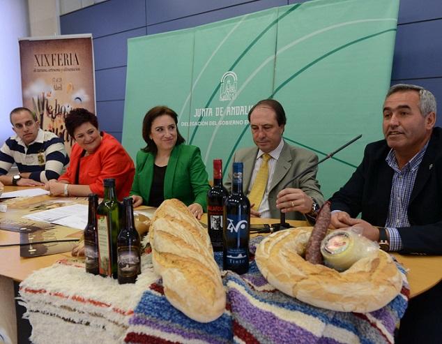 Órgiva acoge la XIX Feria de Turismo, Artesanía y Alimentación con la presencia de 50 stands