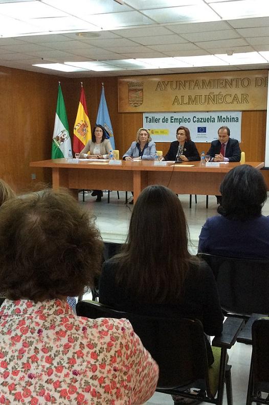 La Junta forma a 12 personas en el Taller de Empleo 'Cazuela Mohína' centrado en gastronomía y restauración