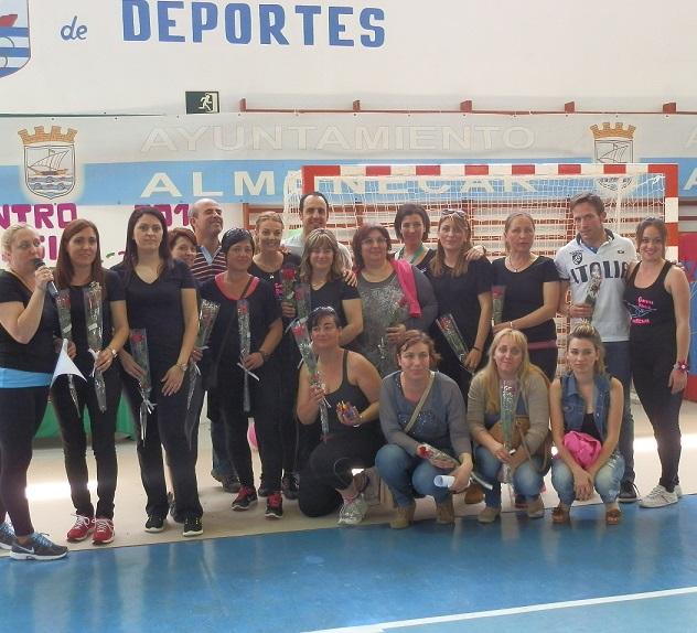 Un total 350 gimnastas en su II Encuentro de Gimnasia Rítmica de Almuñécar