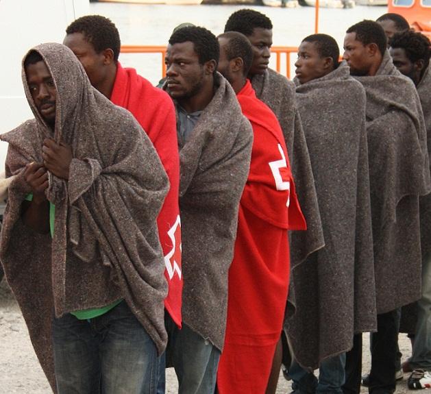 El 1 de abril fue el día que mayor número de inmigrantes en patera llegarón a Motril