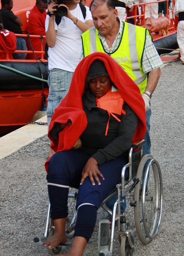 Frontex critica la falta de medios contra la inmigración irregular