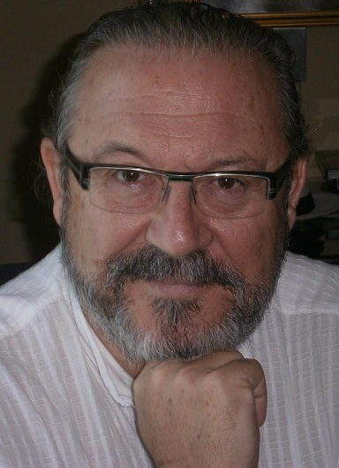 """La novela """"El Jardín de Fobos"""" de Luis Manuel Rubiales López se presenta el día 8 en el Calderón"""