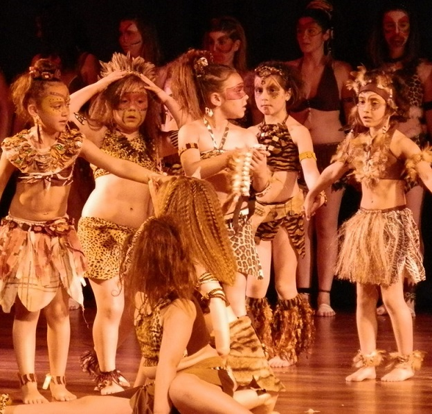 Almuñécar celebrará  este próximo domingo el Día Internacional de la Danza con la Escuela Profesional ArteDanza