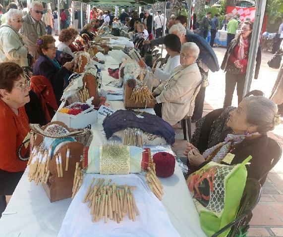 Almuñécar prepara la celebración del  XI Encuentro de Bolilleras