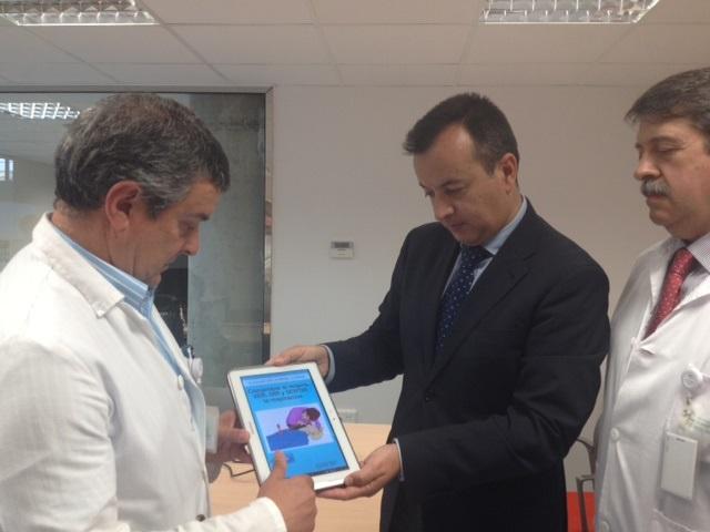 El Hospital de Motril presenta una aplicación para practicar la reanimación cardiopulmonar