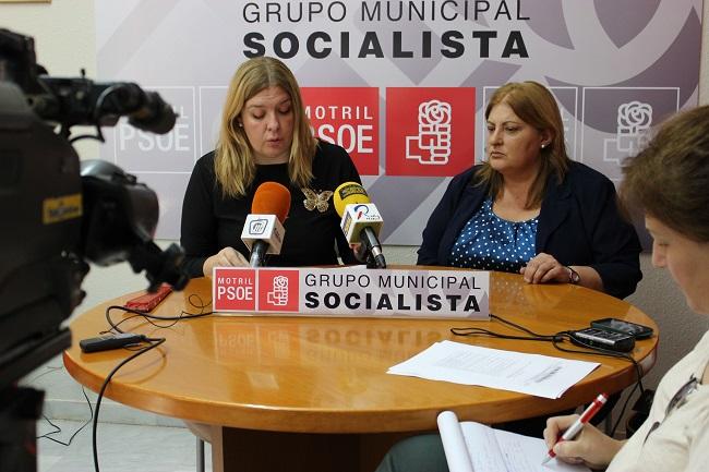El PSOE pedirá en el Pleno que si vuelve a haber vallas contra la Junta, se incluyan también los incumplimientos del Gobierno central y la Diputación