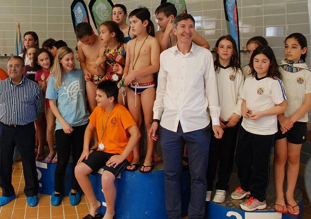 El Virgen de la Cabeza se proclama ganador de los IV Juegos Escolares en el Medio Acuático