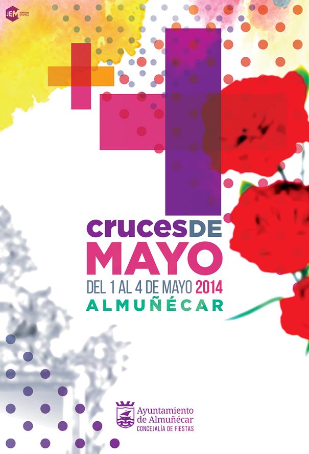 Más de una veintena de Cruces de Mayo se han inscrito en los  Certámenes de Cruces que se celebran en Almuñécar y La Herradura