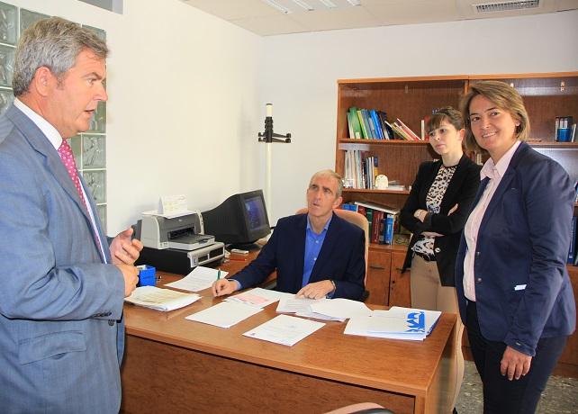 El Ayuntamiento de Motril unifica el servicio municipal de Prevención en unas nuevas dependencias