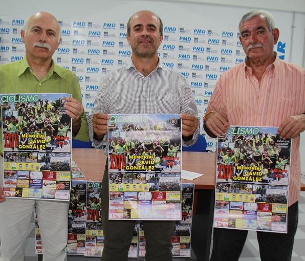 """Almuñécar celebra este jueves el XXIV  Memorial """"David González"""" de ciclismo"""