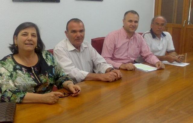 """Según CA Motril """"el gobierno del PP vuelve a lastrar la economía de los agricultores motrileños"""""""