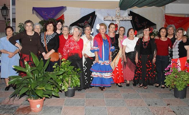 Órgiva celebra el Día de la Cruz con aire marinero, cofrade y musical