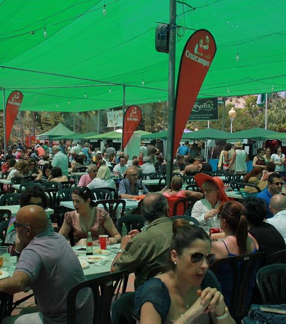 La XVI Feria Gastronómica de Almuñécar se celebrará  los días 6,7 y 8 de Junio