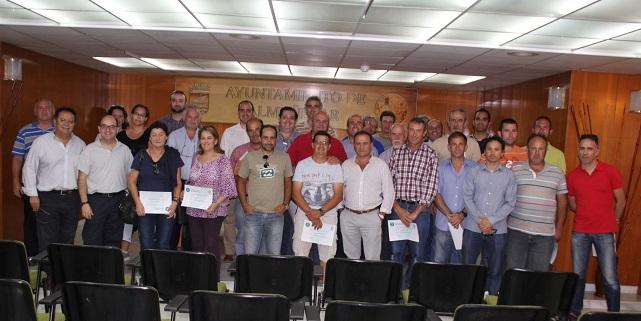 Clausurado un Seminario sobre Subtropicales en Almuñécar
