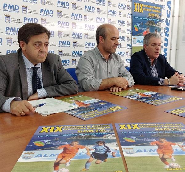 Almuñécar acoge desde este viernes y hasta el domingo  el  XIX Campeonato de Andalucía de Selecciones Provinciales Alevín 7