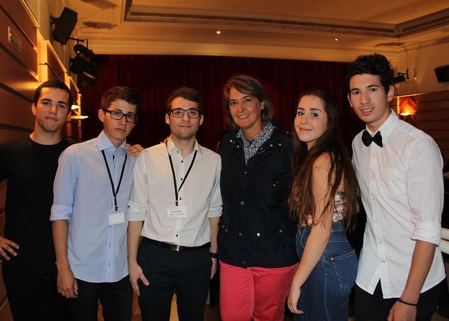 La asociación 'Jóvenes motrileños sin fronteras' celebra su puesta de largo con un concierto benéfico