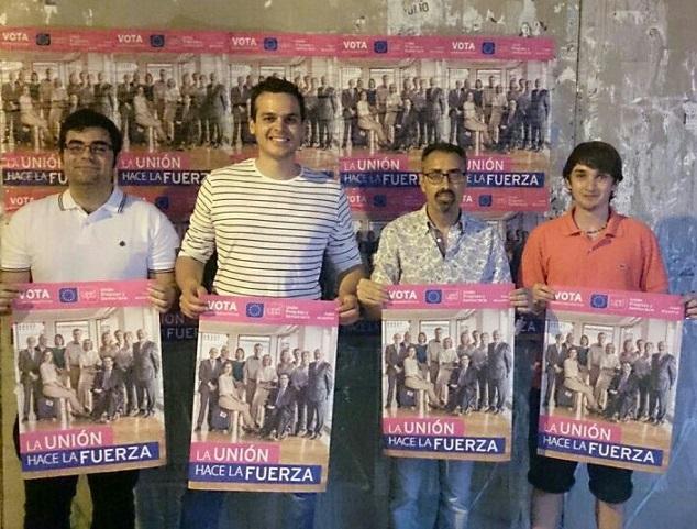UPyD comenzó su campaña para las elecciones Europeas