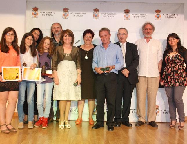 Órgiva celebra su XVI Certamen Nacional de Literatura José Rodríguez Dumont