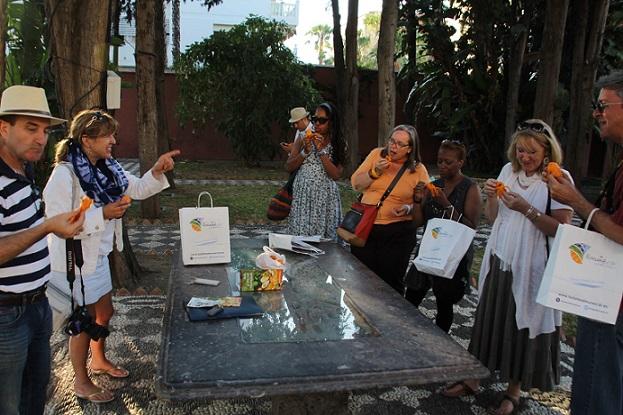 La prensa especializada de EEUU interesada en Almuñécar como destino turístico