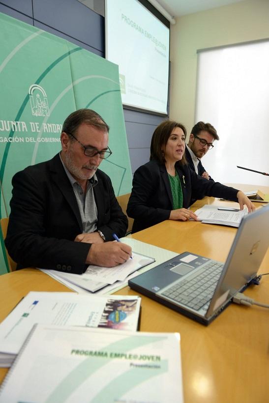 La Junta inyecta al ayuntamiento Motril 1,2 millones de euros para contratación de jóvenes