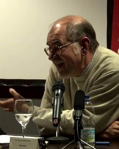 """José María Azuaga presenta en Granada """"Tiempo de lucha"""""""