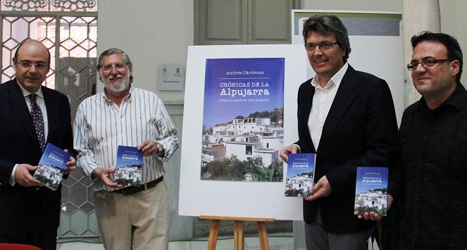 """La Diputación edita """"Crónicas de la Alpujarra. Para no pasarse tres pueblos"""""""