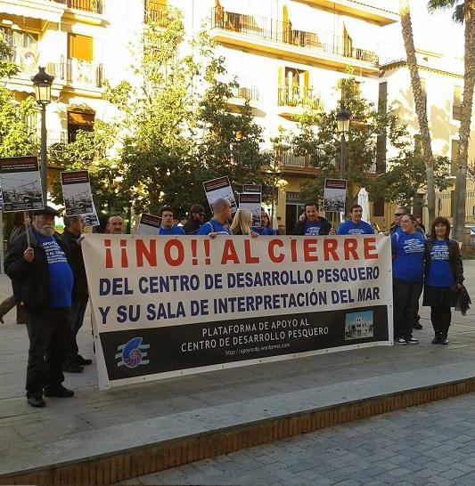 """El TSJA """"confirma y ratifica"""" la sentencia de los trabajadores del Centro de Desarrollo Pesquero de Motril"""