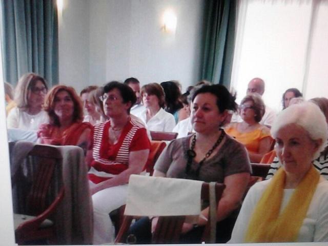 Grupos Metafísicos de Andalucía  celebran el día de la Iluminación en Motril