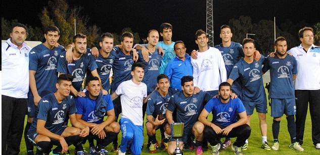 El Puerto de Motril CF se proclama campeón de la Copa Delegación de la Tercera Provincial sénior