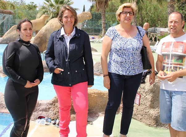 Carchuna y Calahonda muestran sus playas como destino turístico durante todo el año