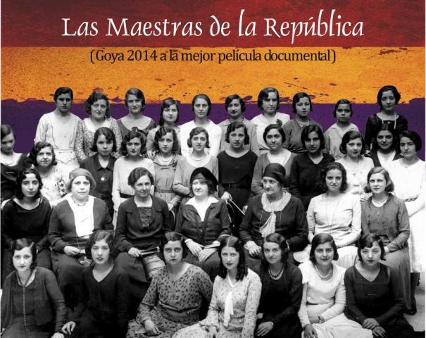 """Este jueves se proyecta """"Las Maestras de la República"""" en el Centro Cultural"""