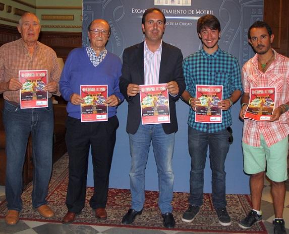 El festival de teatro joven de Motril recaudará fondos para el Banco de Alimentos