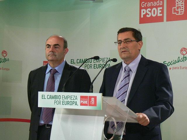 El PSOE recurrirá el concurso que excluye a la línea Motril-Melilla y exigirá su anulación ante las autoridades nacionales y europeas de la competencia