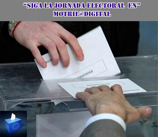 Las elecciones europeas en Motril@Digital